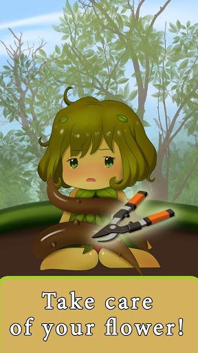 Flower Girls Flowergotchi Virtual Plant Care Anime ss 1