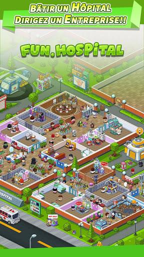 Fun Hospital tycoon game ss 1