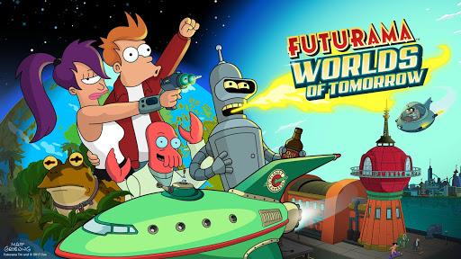 Futurama Worlds Of Tomorrow ss 1