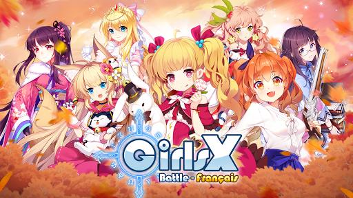 Girls X Battle-Franais ss 1