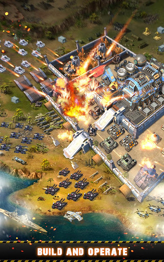 Glory of War – Mobile Rivals ss 1