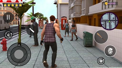 Grand Gangster – open world vegas crime city sim ss 1