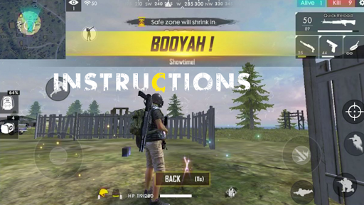 Guide For FreeFire Unofficial Tips ss 1