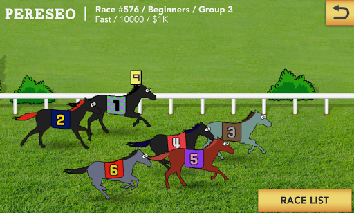 Hooves Reloaded Horse Racing ss 1