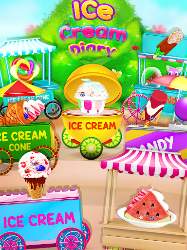 Ice Cream Diary – Cooking Games ss 1
