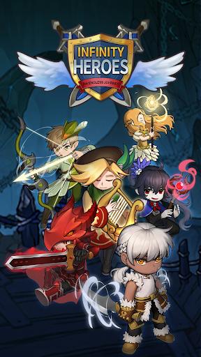 Infinity Heroes Idle RPG ss 1