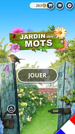 Jardin des Mots – Jeu de lettres ss 1