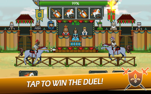 Knight Joust Idle Tycoon ss 1