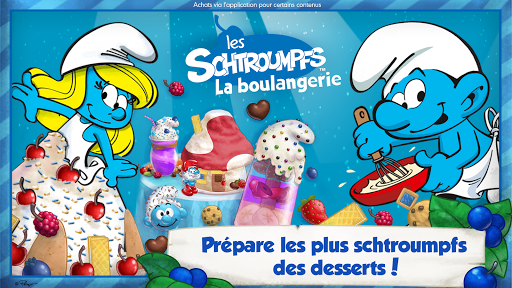 La Boulangerie des Schtroumpfs ss 1