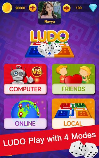 Ludo Game Online Offline Multiplayer ss 1