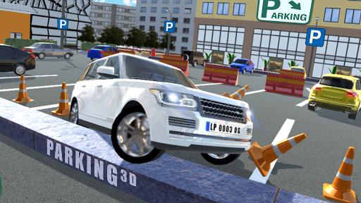 Luxury SUV Car Parking ss 1