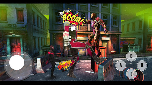 Marvels Superhero Ultimate Fighting Games 2020 ss 1