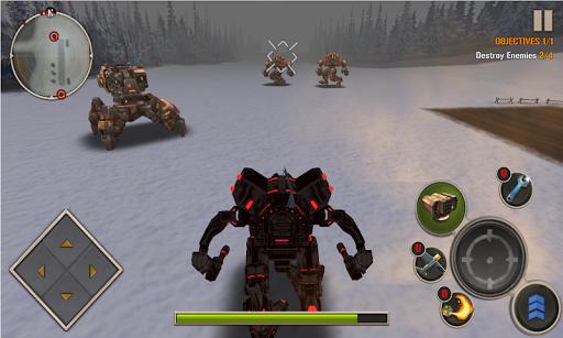 Mech Legion Age of Robots ss 1