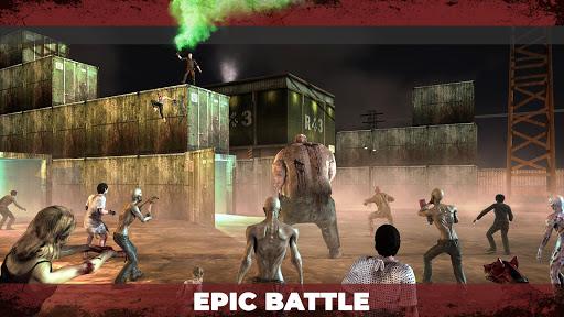 Mort Zombie Shooter Jeux Zombie cible 3D ss 1