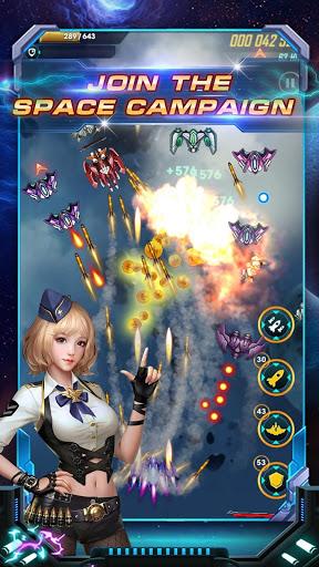 New Galaxy War – Alien Space Shooter Games 2019 ss 1