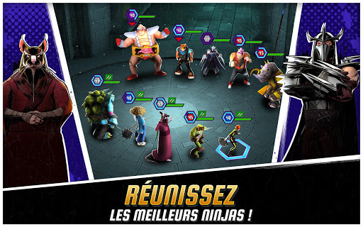 Ninja Turtles Legends ss 1