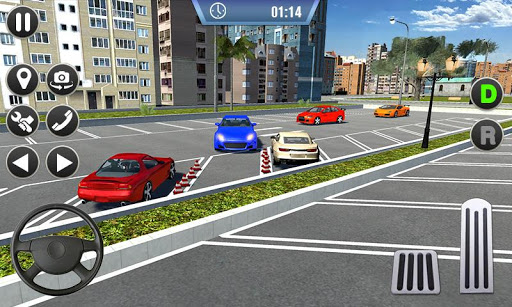 Real Car Parking 2019 – Parking Master ss 1