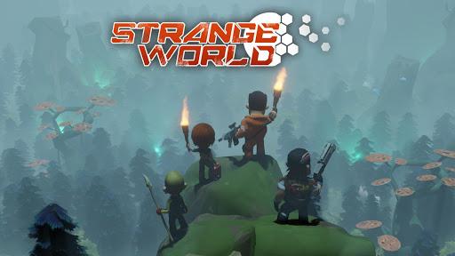Strange World – Offline Survival RTS Game ss 1