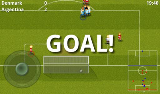 Striker Soccer ss 1