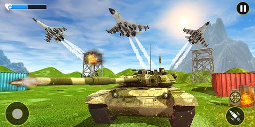 Tank vs Missile Fight-War Machines battle ss 1