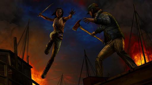 The Walking Dead Michonne ss 1
