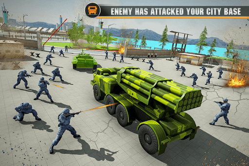 US Army Transport – Jeux militaires 2019 ss 1