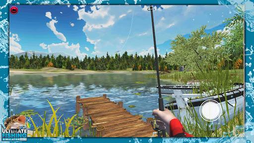 Ultimate Fishing Simulator PRO ss 1