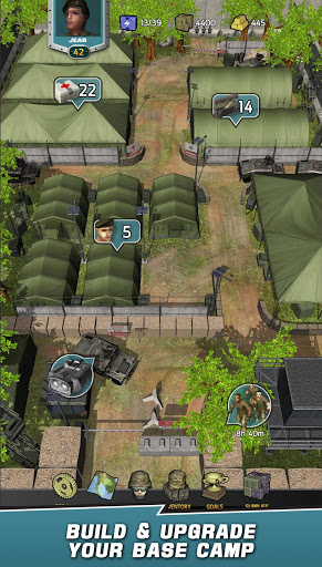 VDV MATCH 3 RPG ZOMBIES ss 1