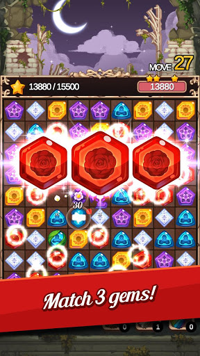 Witchs Garden puzzle ss 1