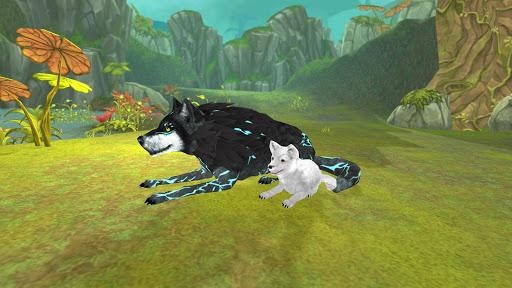Wolf The Evolution – volution de loups RPG ss 1