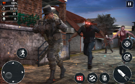 ZOMBIE FPS 2020 – LEFT ALONE 4 DEAD New Games ss 1