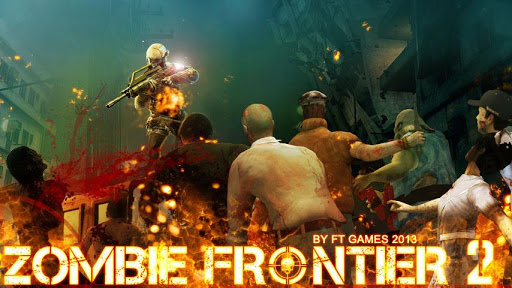 Zombie Frontier 2Survive ss 1