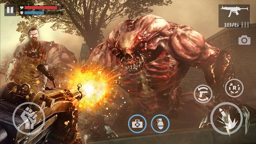 Zombie Shooter-Dead Warfare ss 1