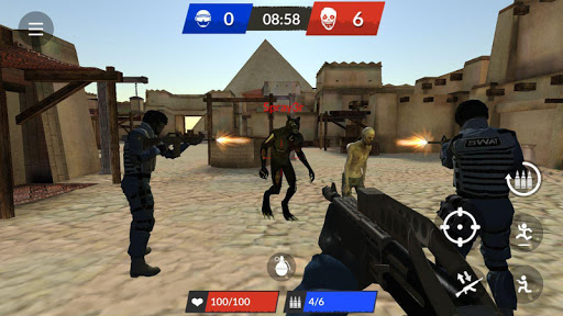 Zombie Top – Online Shooter ss 1