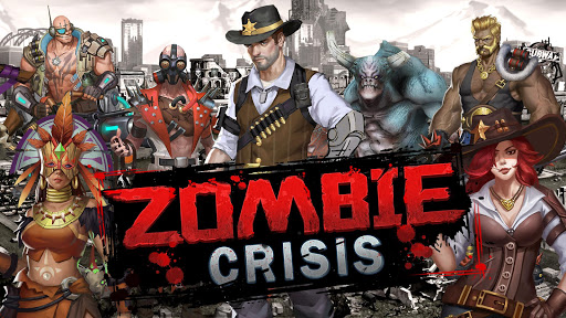 Zombies CrisisFight for Survival RPG ss 1