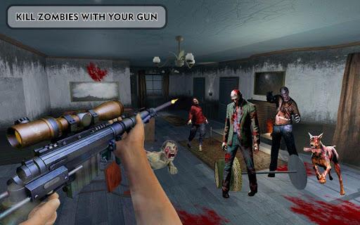 des morts-vivants frontire mort tueur zombi tirer ss 1