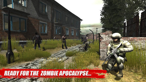 3D Zombie Shooter ss 1