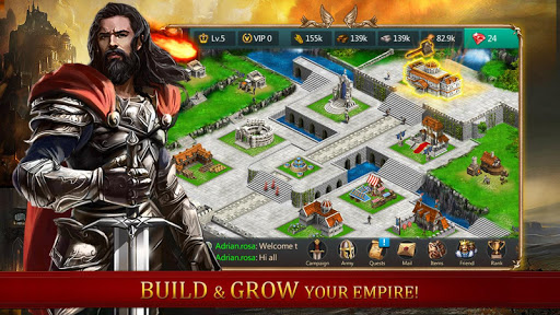Age of Kingdoms Forge Empires ss 1