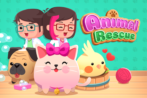 Animal Rescue – Pet Shop Game ss 1