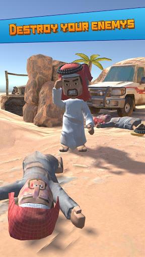 Arabian Standoff ss 1
