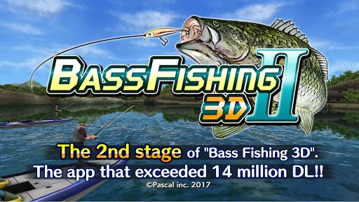 Bass Fishing 3D II ss 1