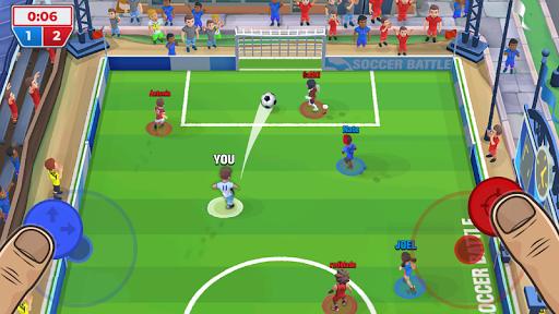 Bataille de Football Soccer Battle ss 1
