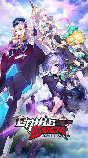 Battle of Eden Girls Frontier ss 1