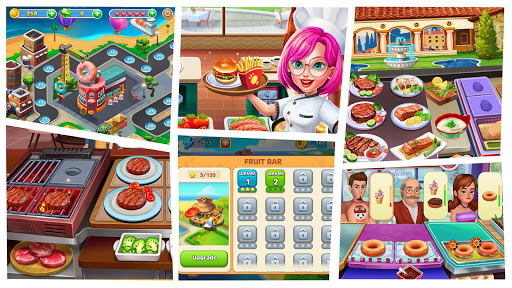 Burger Cooking Simulator – Jeu de chef cuisinier ss 1