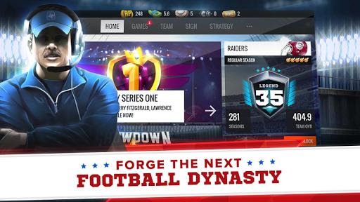 CBS Sports Franchise Football ss 1