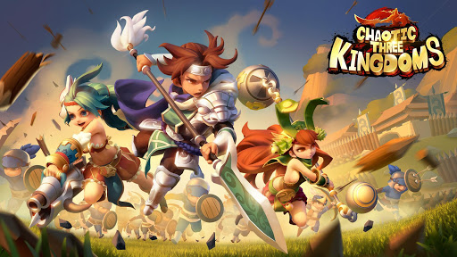 Chaotic Three Kingdoms Epic heroes war ss 1