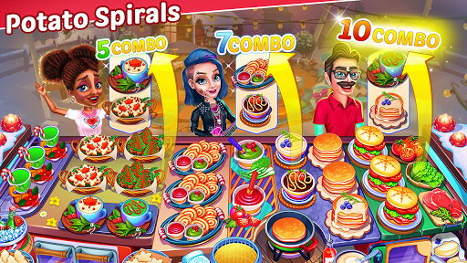 Christmas Cooking Crazy Restaurant Cooking Games ss 1