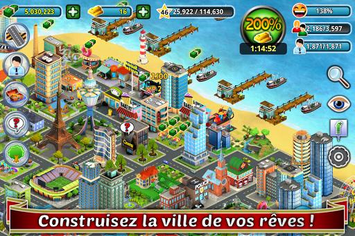 City Island Builder Tycoon ss 1