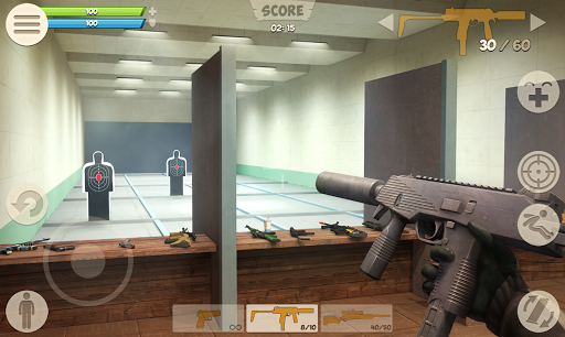 Contra City – Online Shooter 3D FPS ss 1
