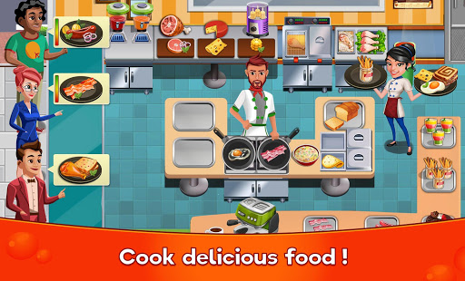 Cooking Cafe Restaurant Girls – Best Cooking Game ss 1